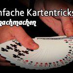 Bild: Einfache Kartentricks zum Nachmachen